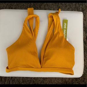 gianni bini bikini top